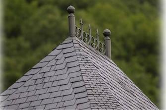 Ornement de toiture for Ornement de toiture en zinc